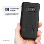 Galaxy S10 Duraclip Case And Holster Black