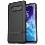 Galaxy S10 Plus Rebel Case And Holster Black