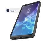 Galaxy S10 Plus Rebel Case Black