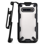 Galaxy S10 Ringke Fusion-X Holster Black