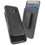 Galaxy S7 Duraclip Case and Holster Black