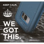 Galaxy S8 Plus Rebel Case And Holster Blue