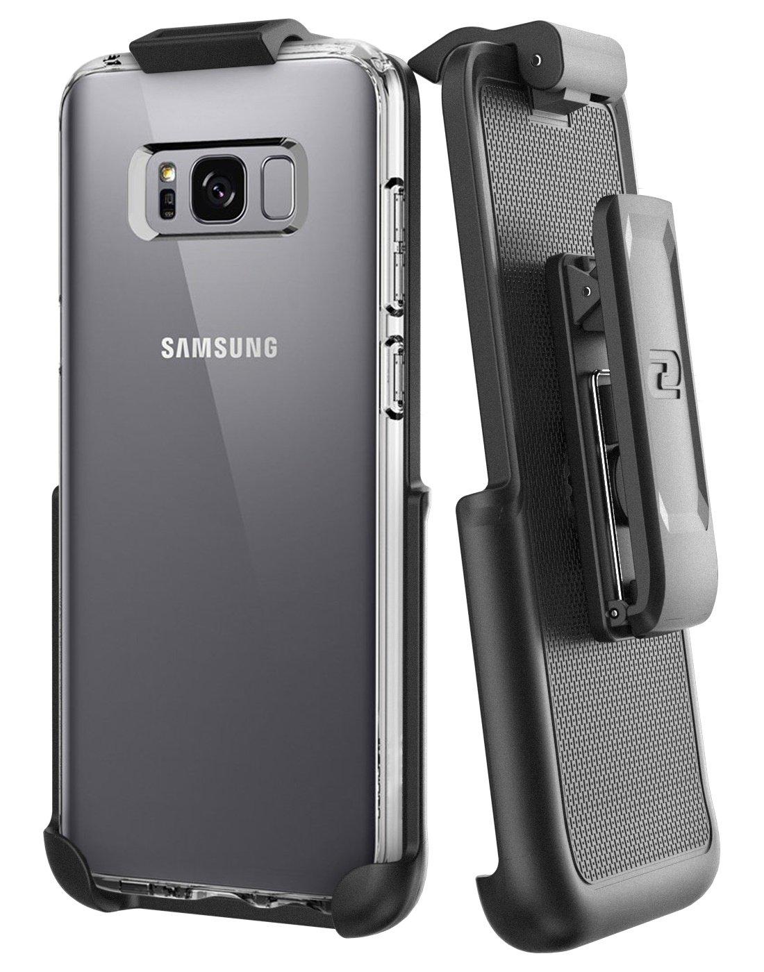 new concept 3ebea ac328 Galaxy S8 Plus Spigen Ultra Hybrid Holster
