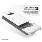 Galaxy S8 Rebel Case White