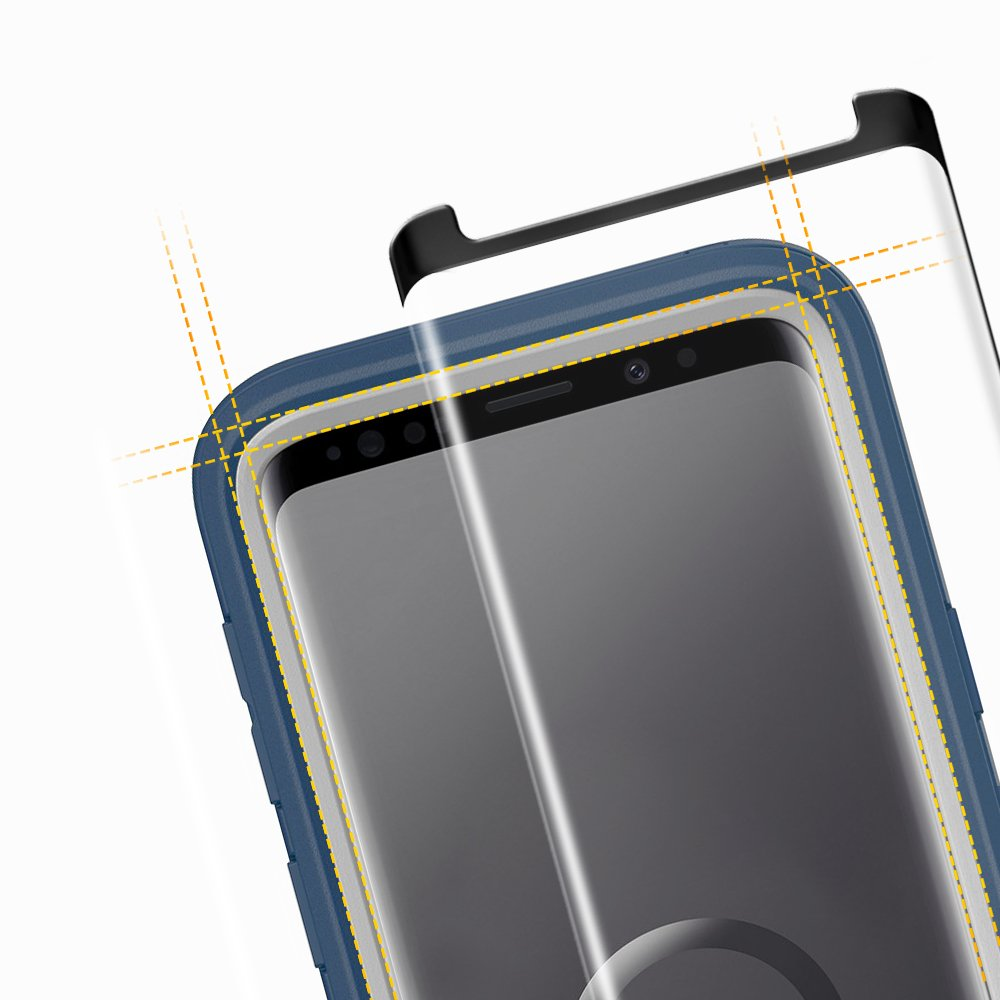 finest selection e7a6a 3da30 Galaxy S9 Otterbox Defender Screen Protector - Encased