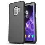 Galaxy J8 Slimshield Case And Holster Black