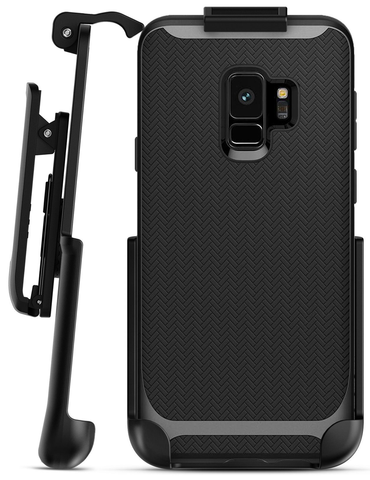 huge selection of 63651 9f8ce Galaxy S9 Spigen Neo Hybrid Holster