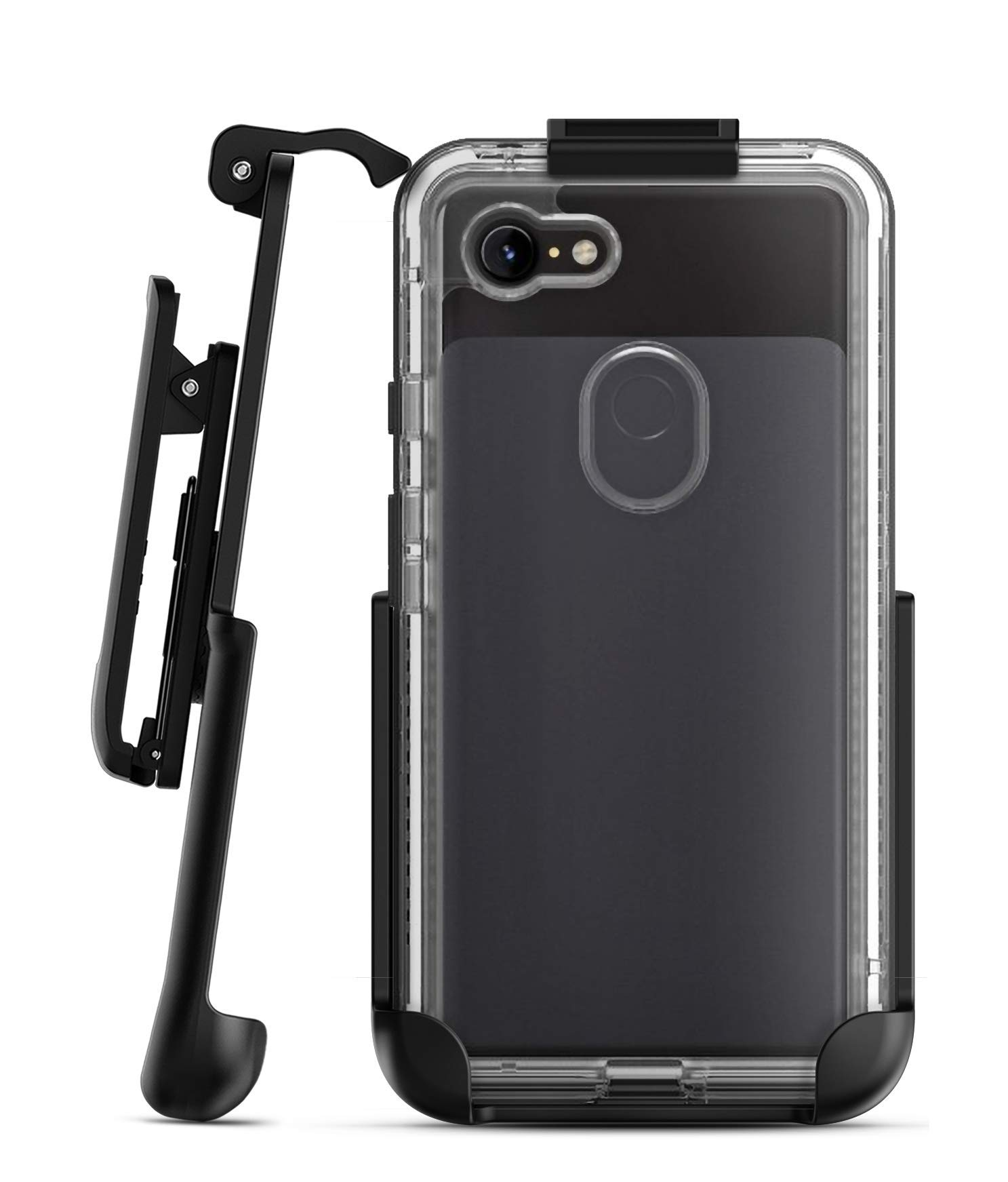 new concept 5c2f8 2a89f Google Pixel 3 XL Lifeproof Next Holster