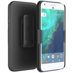 Google Pixel Duraclip Case And Holster Black