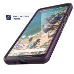 Google Pixel 2 XL Slimshield Case Purple