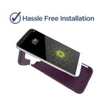 LG G5 Slimshield Case Purple