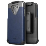 LG G6 Artura Case And Holster Blue
