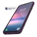 LG V40 Slimshield Case Purple