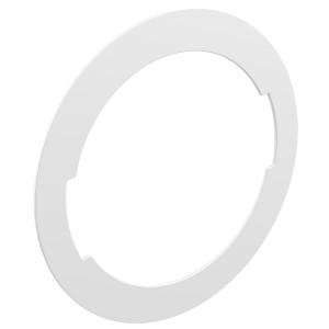 Lolli Lockit Ring in White