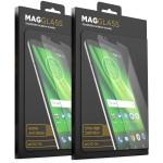 Moto G6 Magglass Screen Protector UHD and Matte 2PK