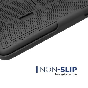Note 8 Duraclip Case And Holster Black