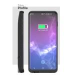 Galaxy S10 Rebel Power Battery Case Black