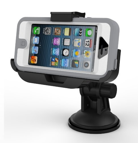 best service 8109a 605fb iPhone 5 Otterbox Defender Car Mount