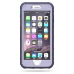 iPhone 8 American Armor Case Purple