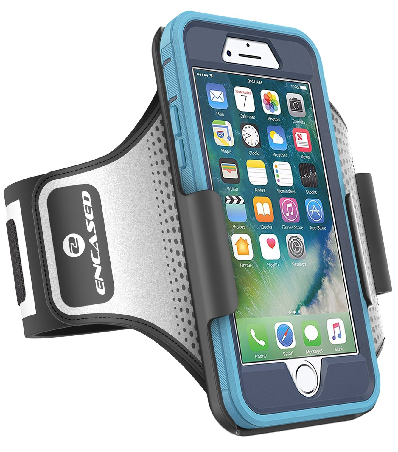 newest collection 8b1e5 94579 iPhone 6 Plus Otterbox Defender Armband