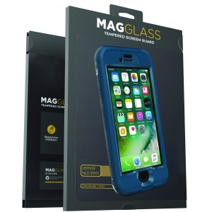 iPhone 7 Lifeproof Nuud Tempered Glass Clear