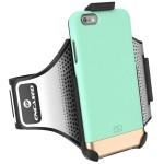 iPhone 7 Plus SlimShield Armband Green