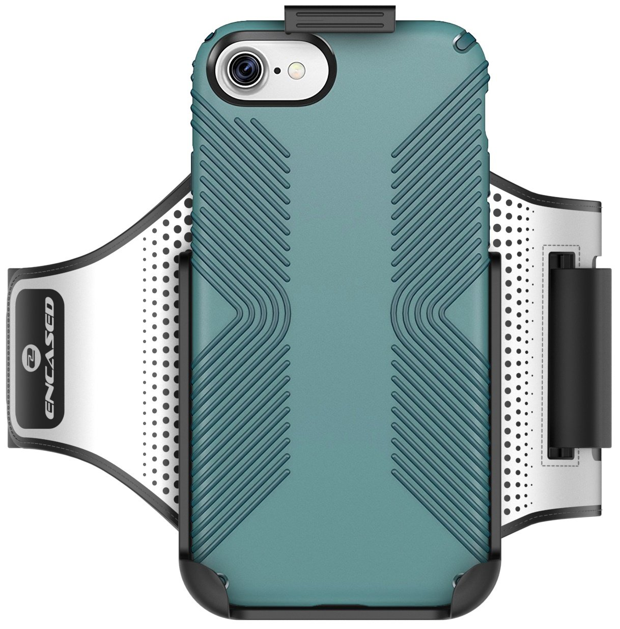 best sneakers f8625 02413 iPhone 7 Plus Speck Presidio Grip Armband