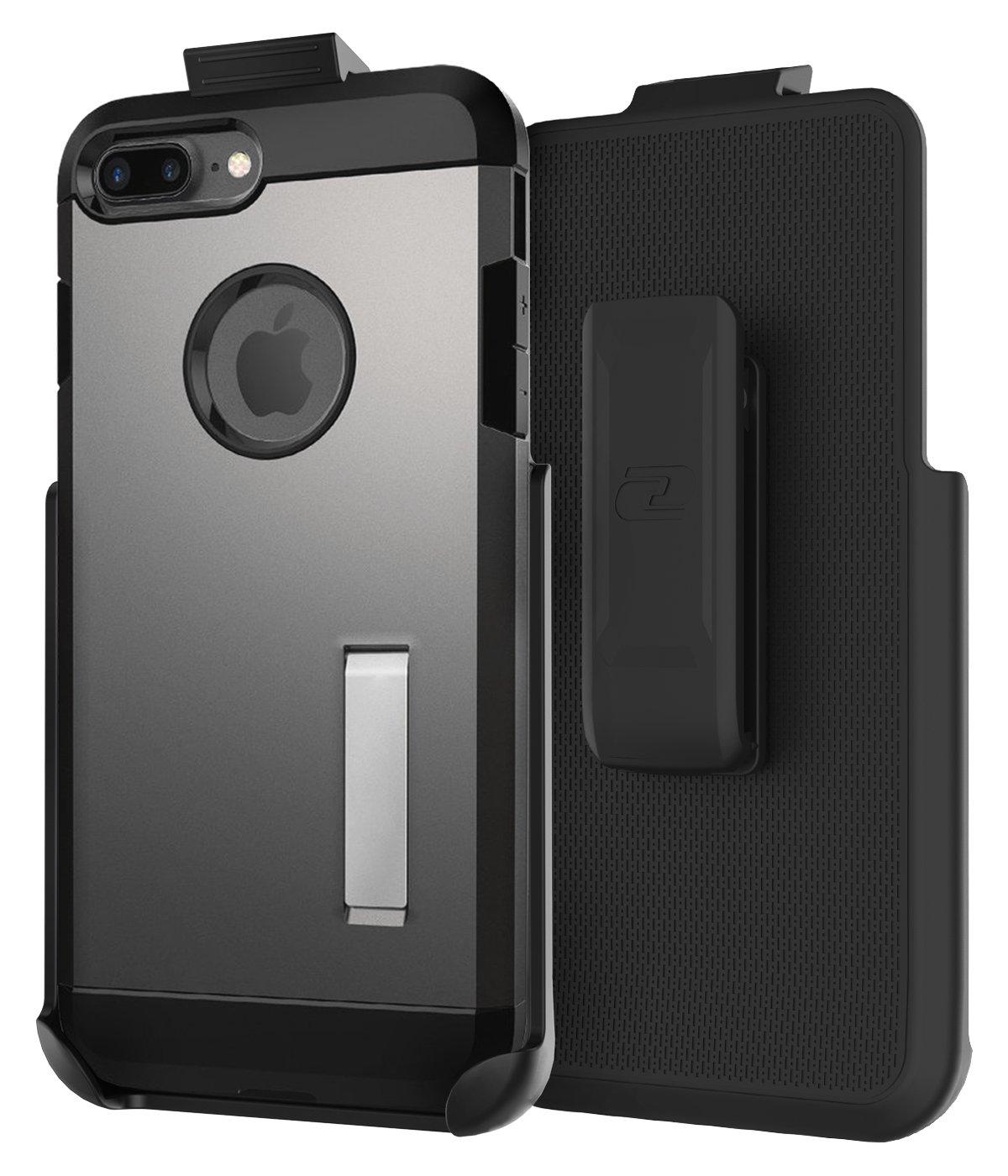 iPhone 7 Plus Spigen Tough Armor Holster - Encased