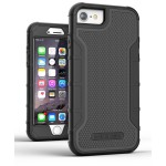 iPhone 6 Plus American Armor Case And Holster Black