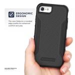 iPhone 6 Plus American Armor Case Black