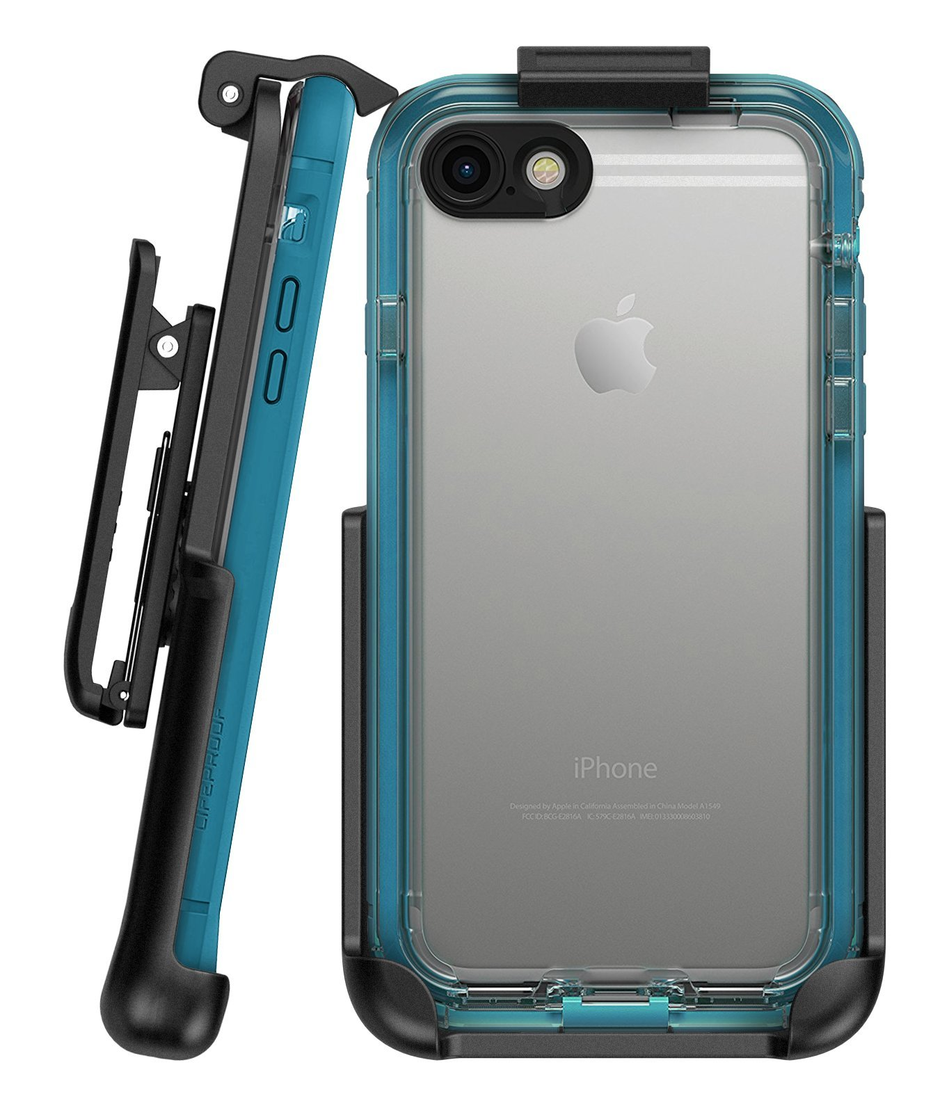 wholesale dealer 6e84f 3b2be iPhone 8 Lifeproof Nuud Holster