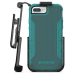 iPhone 8 Plus American Armor Case And Holster Green