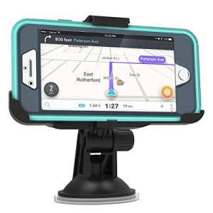 iPhone 8 Plus Otterbox Defender Car Mount - Encased
