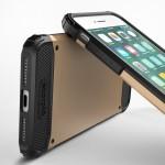 iPhone 8 Scorpio R7 Case Gold