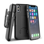iPhone X Duraclip Case And Holster Black