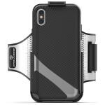 iPhone X Lexion Armband Black