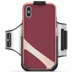 iPhone X Lexion Armband Red