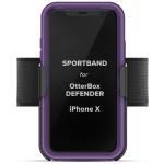iPhone X Otterbox Defender Armband