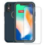 iPhone X Otterbox Defender Screen Protector