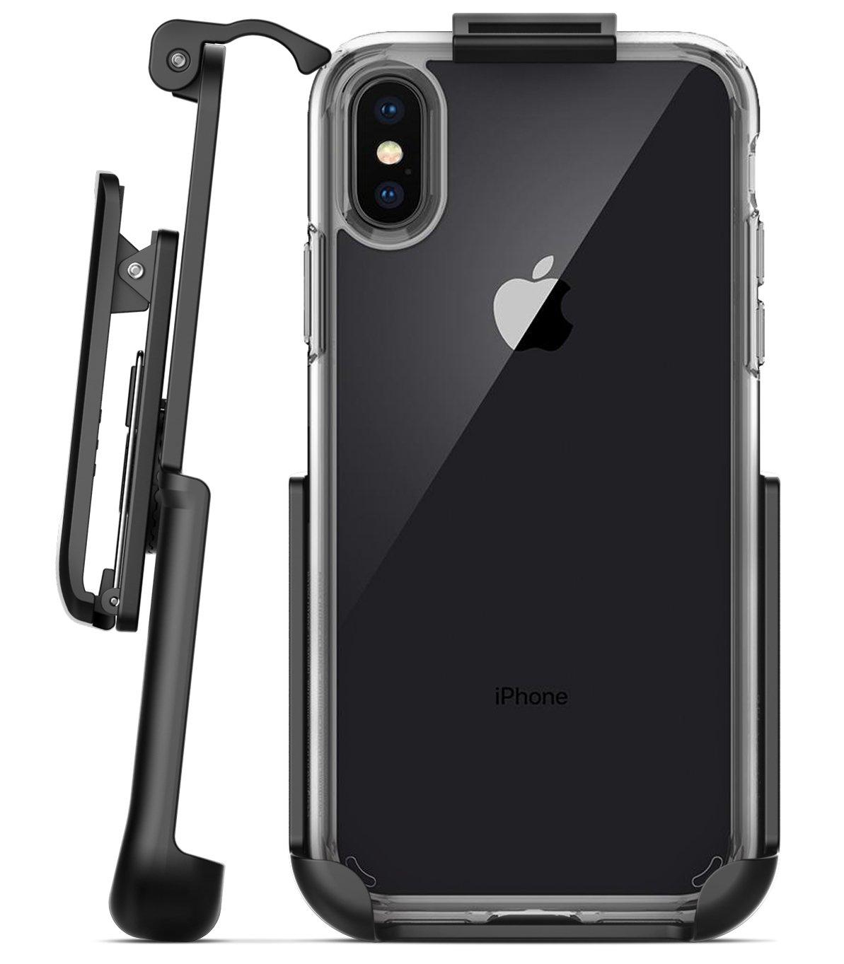 Spigen Ultra Hybrid Cover per iPhone X  Juice