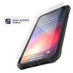 iPhone Xs Max Falcon Case Black