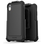 iPhone XR Falcon Case and Holster Black