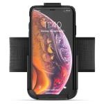iPhone XR Nova Armband Black