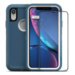 iPhone XR Otterbox Defender Screen Protector