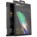 iPhone XS Max Magglass Screen Protector Privacy Anti Spy Case Friendly