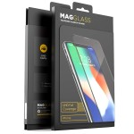 iPhone XS Max Magglass Screen Protector Full Adhesive Glue Edge to Edge