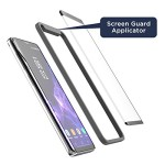 Galaxy S9 plus Curved Magglass Tempered Glass Clear