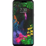 LG G8 ThinQ Case Friendly Magglass Tempered Glass