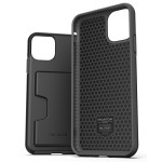 iPhone 11 Pro Max Phantom wallet-case Black