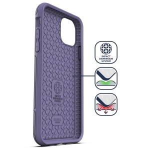iPhone 11 Pro Max Rebel Case Purple